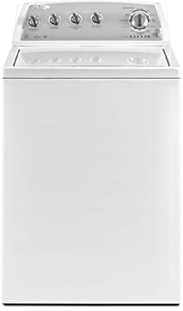 Whirlpool WTW4950XW 3.6 Cu. Ft. White Top Load Washer - Energy Star
