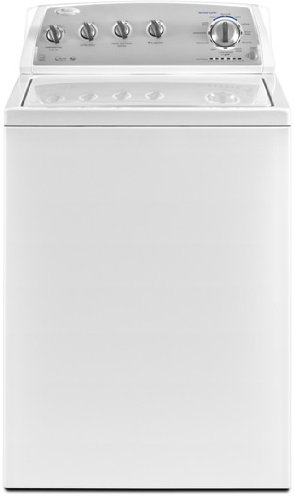 whirlpool wtw4950xw 36 cu ft white top load washer energy star