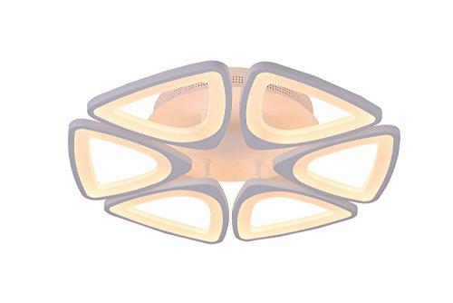 Pendant Design Lighting (Modern Ceiling light,ROYAL PEARL Flush Mount Contemporary Led Dimmable Chandelier Pendant Lighting for Living Room Bedroom)