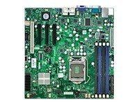 SUPERMICRO X8SIL-F - motherboard - micro ATX - LGA1156 Socket - i3420 (X8SIL-F) -