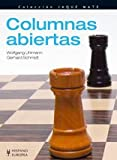 img - for Columnas abiertas/ Open Columns (Ajedrez/ Chess) (Spanish Edition) book / textbook / text book