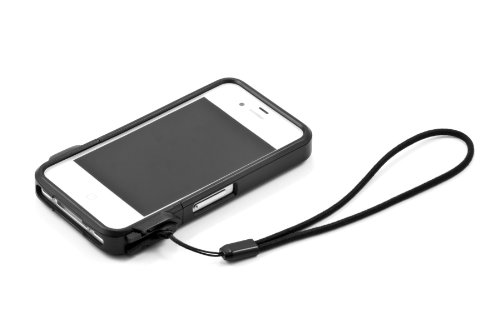 T-REIGN Prolink Smartphone Case with Wrist Lanyard for iPhone 4 and 4S ()