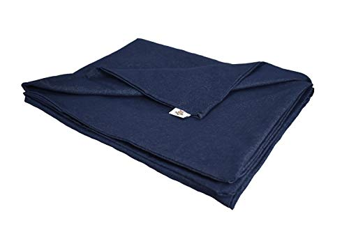 Cheap SENSORY GOODS Adult Extra Large Weighted Blanket Made in America- 21lb Medium Pressure - Denim (80 x 58 ) Our Weighted Blankets Provide Comfort and Relaxation. Black Friday & Cyber Monday 2019