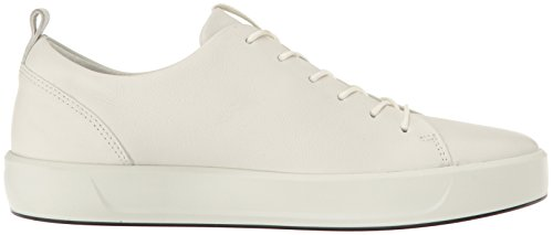 Ecco Soft Basses 1007white Baskets Ladies Blanc Femme 8 FFqZwCr