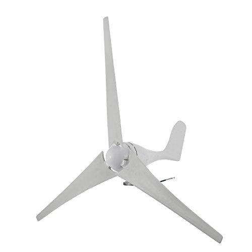 BestEquip 400 Watt Wind Turbine DC12V Wind Turbine Kit 800RPM Wind Turbine Generator with 20A Hybrid Controller Perfect for Green Windmill Home and Business (wind generator)