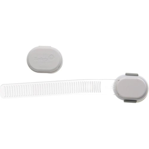 Safety 1st Adjustable All Purpose Latch Door Strap 6 Count Photo #3