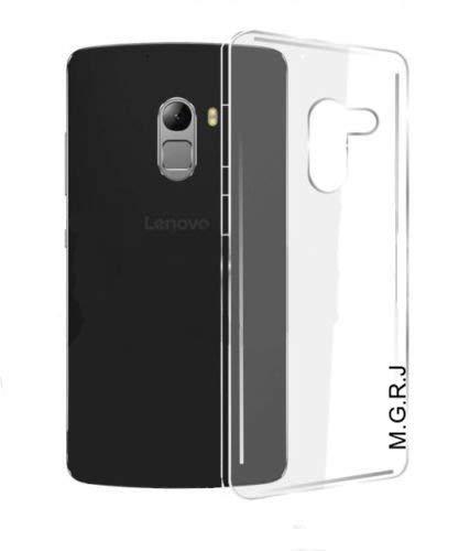 M.G.R.J TPU Back Cover for Lenovo Vibe K4 Note   Transparent