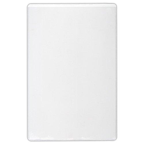 Clear Plastic Adhesive Peel - StoreSMART - Peel & Stick Pocket - 6