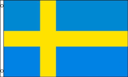Sweden Antique (Sweden Flag 2x3ft Poly)