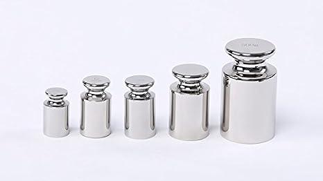 Calibración Peso 1 g - 25 kg Calibración Gram Escala Peso Set para Balanza Digital Balance: Amazon.es: Oficina y papelería