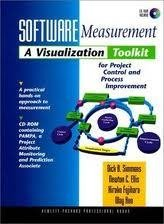 Software Measurement: A Visualization Toolkit for Project Control and Process Improvement (Hewlett-Packard professional books) by Prentice Hall