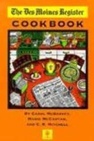 Des Moines Register Cookbook  Bur Oak Book