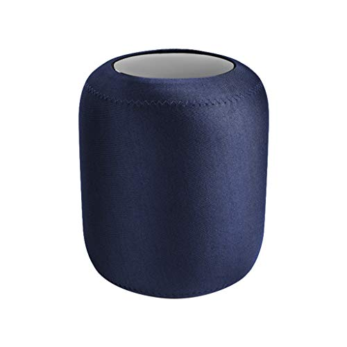 Sodoop Flannelette Case Cover for Homepod, Protection Dust Cover Shockproof Carrying All-Around Protective Case for Homepod ()