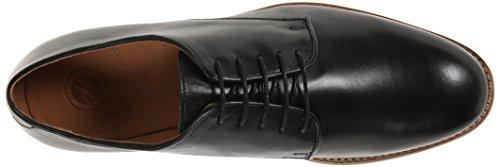 Hudson Hadstone K401010, Herren Derby Schnürhalbschuhe Schwarz (Black)