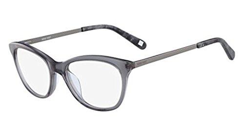 Eyeglasses NINE WEST NW8004 010 CRYSTAL CHARCOAL