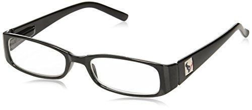 NFL Houston Texans Reading +1.25 Glasses, - Houston Glasses