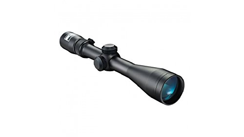 Nikon 3-9 x 40 Waterproof Matte Black Riflescope with BDC Reticle