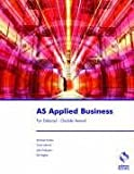 img - for AS Applied Business for Edexcel - Double Award (Business Studies) book / textbook / text book