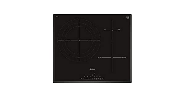 Bosch PID651FC3E - Placa / Integrado (Cerámico, Negro, 1400 W, 14,5 ...