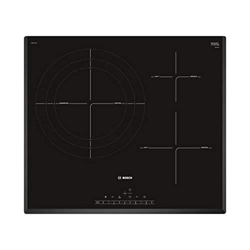 Bosch PID651FC3E - Placa / Integrado (Cerámico, Negro, 1400 W, 14,5 cm): 444.07: Amazon.es: Grandes electrodomésticos