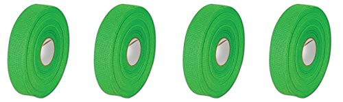 Brasel Products 1230 Green 3/4'' Bantex Cohesive Gauze Finger Tape, 0.75'', Green (Pack of 16) (4-(Pack))