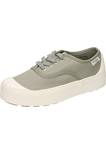 Donna Marshmellow Canvas Vetiver Sub Verde Palladium Sneaker Low pPwR40qI