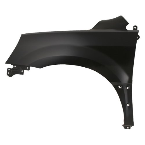 CarPartsDepot 371-20672-01 Driver Side Primed Fender Lh