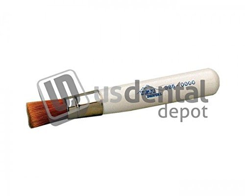 KEYSTONE - YETI Wax Brush - Used to smooth and even out wax surfaces g 102211 Us Dental Depot