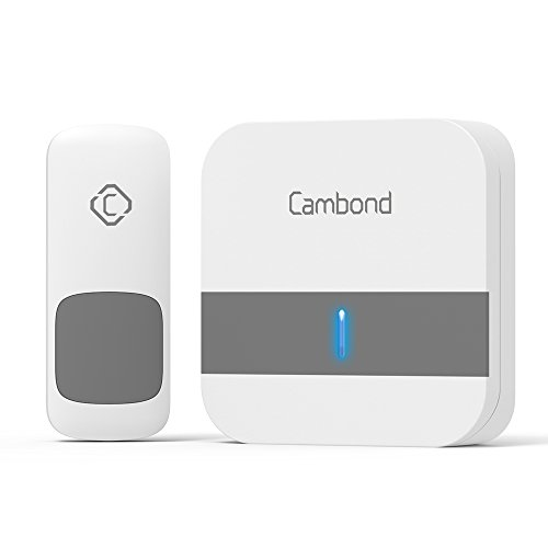 Wireless Doorbell Cambond Operated Transmitter product image