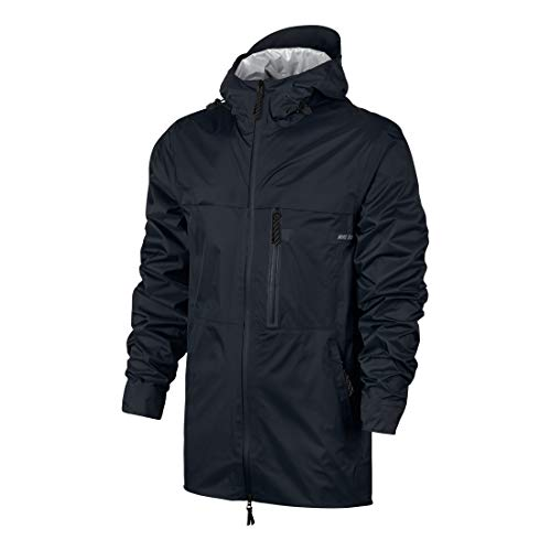 (Nike SB Steele Storm Fit 5 Men's Jacket (Small) Black)