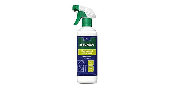 Zotal Arpon Deltasec 015 Rtu 250Ml 250 g: Amazon.es ...