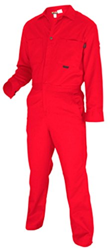 40 Flame Resistant Coverall - 6