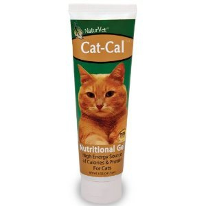NaturVet Cat-Cal Nutritional Gel 5oz