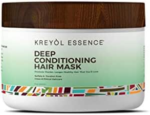 Deep Conditioner Mask for Hair Repair by KREYÒL ESSENCE, 8 oz