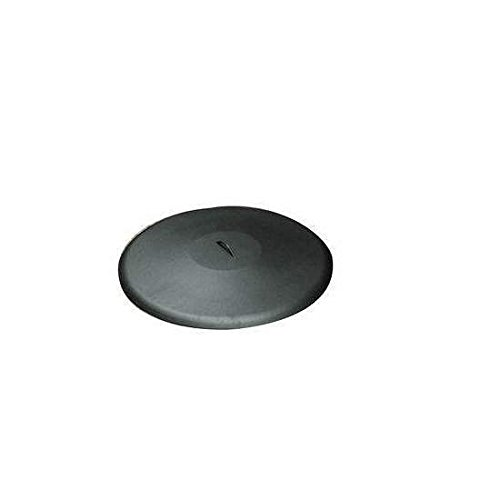 Hearth Products Controls (HPC Round Aluminum Fire Pit Cover (FPHC-36BL), 36-Inch, Black by Hearth Products Controls