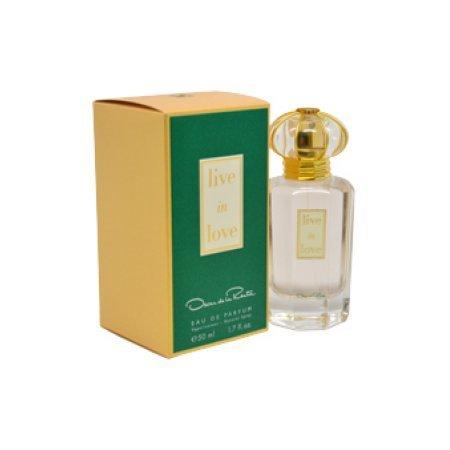 Oscar Parfum (Oscar De La Renta Live In Love Eau De Parfum Spray 1.7 Oz By Oscar-De- WLM)