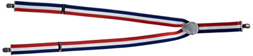 Beistle 60807 Patriotic (Red White And Blue Suspenders)