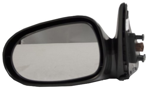 OE Replacement Nissan/Datsun Altima Driver Side Mirror Outside Rear View (Partslink Number NI1320124)