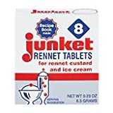 Junket Rennet Tablets 8 Ct. - 12 Unit Pack