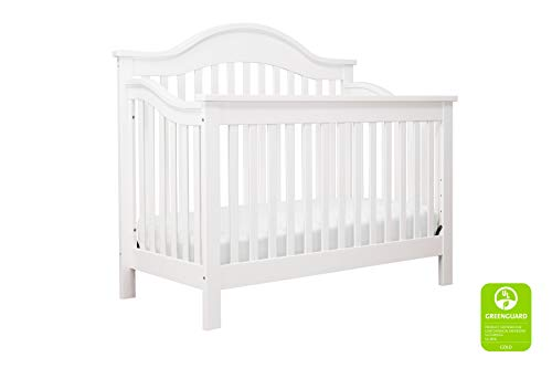 - DaVinci Jayden 4-in-1 Convertible Crib, White