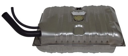 Extra Fuel Tank (49-52 Chevy Passenger Car Alloy Coated Steel Fuel Tank - Extra)