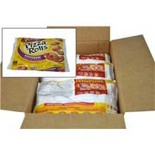Totinos Pepperoni Pizza Roll, 19.8 Ounce - 9 per case.