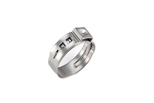 Oetiker 62318 Metal Stainless Steel Pex Clamp, 0.5