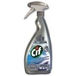 cif-professional-stainless-steel-and-glass-cleaner-750ml-ref-7517938