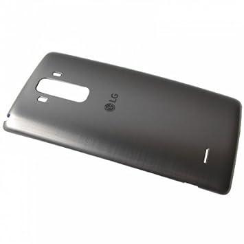 Tapa Trasera LG H635 G4 Stylus Black: Amazon.es: Electrónica