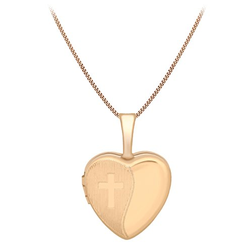 Carissima Gold - Collier avec pendentif - Or rose 9 cts - 46 cm - 5.45.7344
