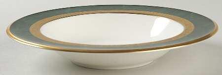 Noritake Fitzgerald Soup/Cereal Bowl [並行輸入品] B077JYBRWR
