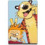 "Calvin and Hobbes Custom Poster 20""x 30"""