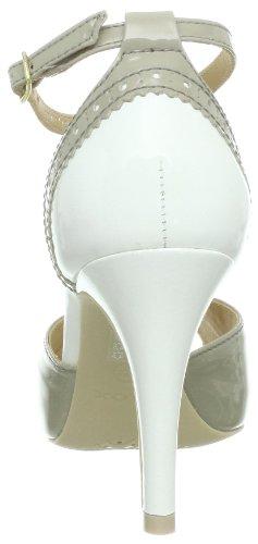 Sandalias y chanclas para mujer, color gris , marca GEOX, modelo Sandalias Y Chanclas Para Mujer GEOX SERENITY B Gris