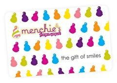 (Menchie's Frozen Yogurt Gift Card ($10))